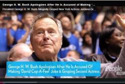 Nhật Ký Biển Đông: Ông Bush Cha Gặp Chuyện Không Vui